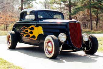 1934 Ford - All Done